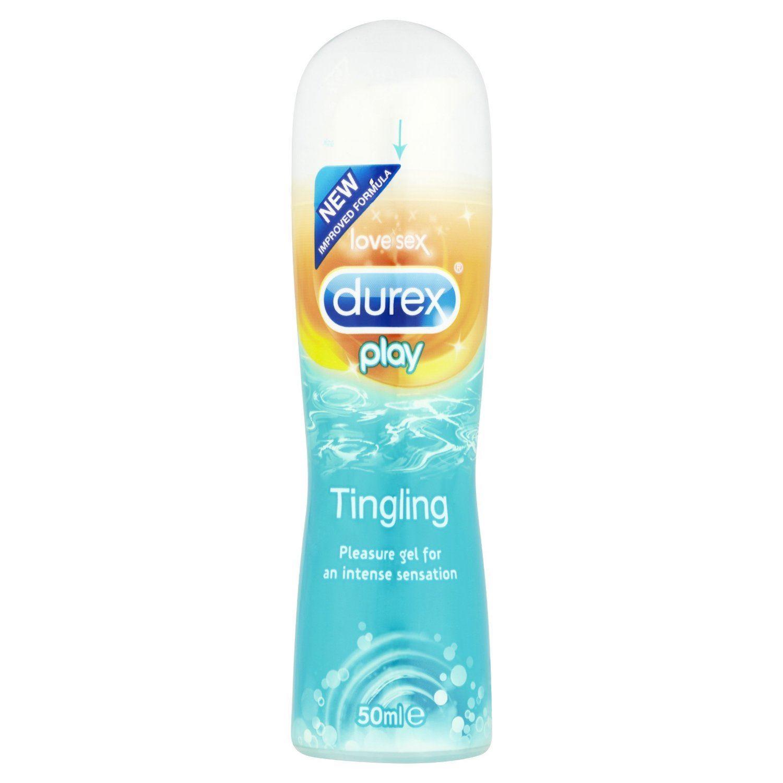 Durex Play Tingling Lube 50ml - Health Supply